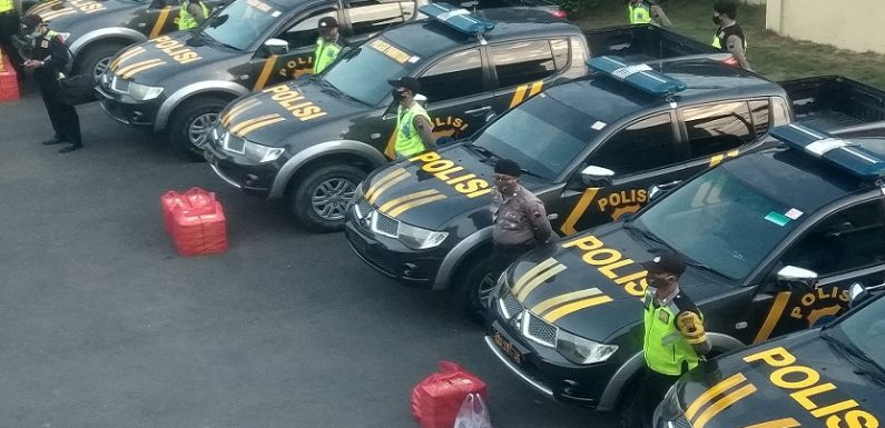 2 Perwira Polisi Positif Covid-19, Kapolres Tegaskan Pelayanan Tetap Berjalan