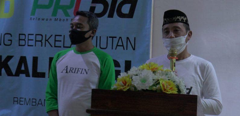 Pilkada Rembang : Deklarasi Pro Pid, Ketua Relawan Sebut Arifin Diusung PKB. Akankah PPP – PKB Koalisi ?