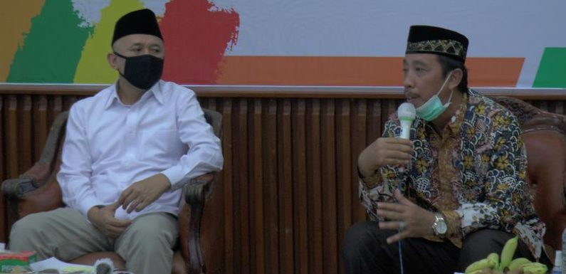 Saat Bupati Rembang Mengadu Ke Pak Menteri, Ungkap Sejumlah Masalah