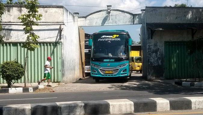 Kondisi Bus Pariwisata Di Tengah Pandemi, Semakin Berat Akibat Kebijakan Rapid Test
