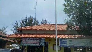 Kantor Kecamatan Sarang.