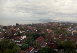 Wilayah Kota Rembang dan sekitarnya.