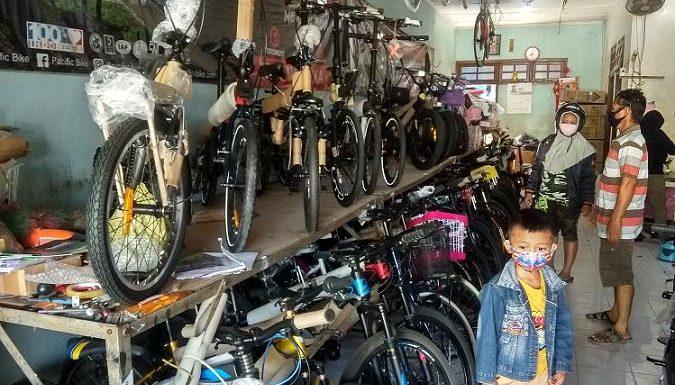 Merek Sepeda Yang Satu Ini Sulit Ditemukan, Bahkan Sudah Langka Sejak Lebaran Lalu