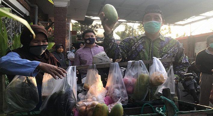 Bakul Belanja Keliling Sampaikan Keluhan Kepada Bupati, Pemkab Siapkan Solusi Di Bulan September
