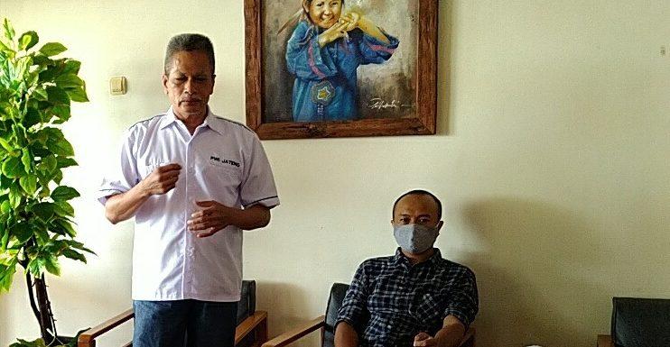 Jelang Pemilihan Ketua PWI Jateng, Gubernur Mengizinkan Konferensi Dengan Syarat