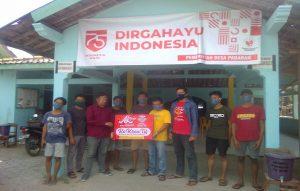 Wifi gratis dari hasil berjualan kaos. Sasaran pertama Desa Padaran, Rembang.