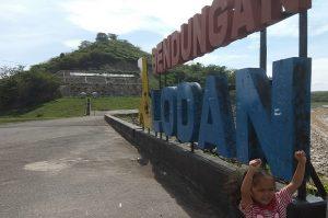 Embung Lodan Sarang menjadi salah satu andalan sumber air baku PDAM di wilayah Kabupaten Rembang bagian timur.