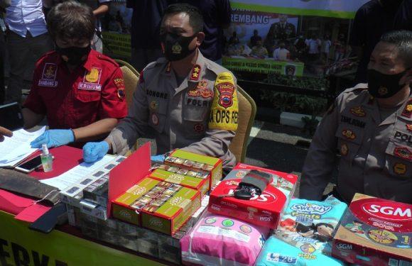 Meresahkan, Komplotan Spesialis Pembobol Indomaret Dan Alfamart Terciduk
