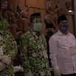 Pasangan calon Bupati dan Wakil Bupati Rembang.