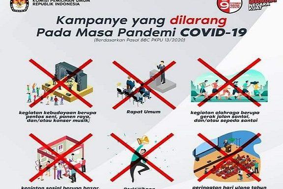 Banyak Larangan, Seperti Apa Suasana Kampanye Pilkada Di Kabupaten Rembang ?