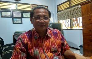 Kepala Dinas Pekerjaan Umum Dan Penataan Ruang Kabupaten Rembang, Sugiharto. (Foto atas) Potret kondisi perumahan dan lahan pertanian di Kabupaten Rembang.