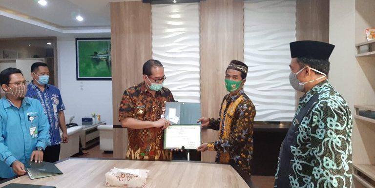Desember – Januari Premi Hanya Rp 94, PJS Bupati Rembang Titip Pesan Untuk Ustadz Ustadzah
