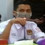 Ketua KPU Kabupaten Rembang, M. Ika Iqbal Fahmi.