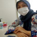 Ketua Umum KONI Kabupaten Rembang, Vivit Dina Rini Atnasari.