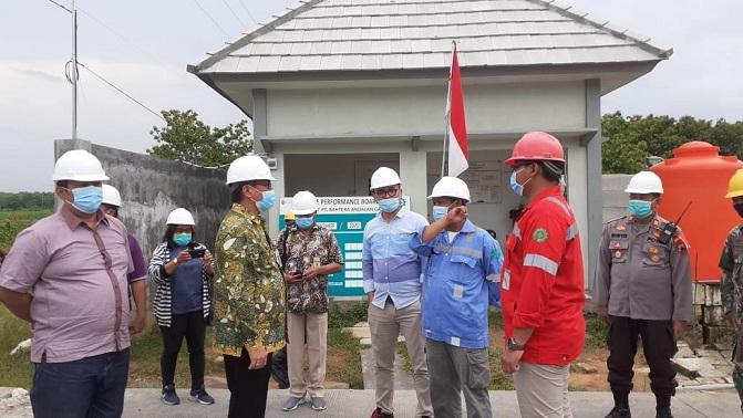 PJS Bupati Cek Stasiun Pengisian Gas, Terungkap Soal Tenaga Kerja Dan Berapa Potensi Gas Yang Dipasarkan