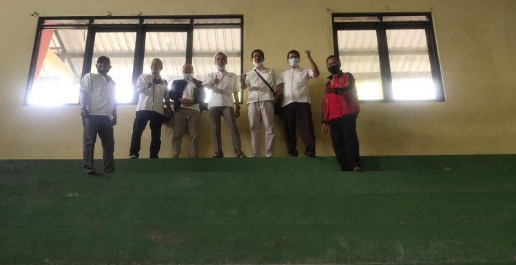 Siapapun Bupati Yang Terpilih, KONI Dorong Pembangunan Sport Center. Sebut Lokasi Paling Tepat