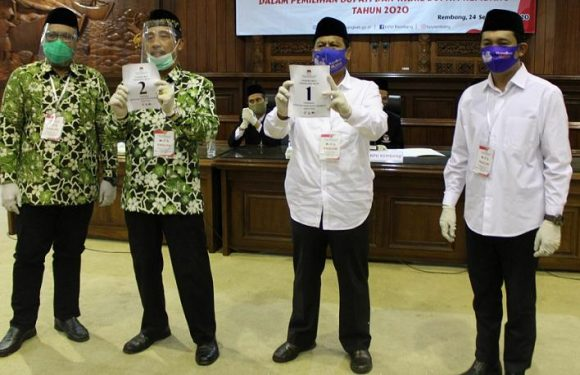 Pilkada Rembang : Ini Dia Sosok Moderator Dan 5 Panelis Debat Pasangan Calon