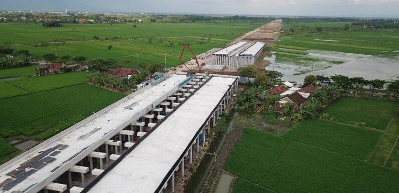 Semen Gresik Jadi Pemain Penting Proyek Tol Semarang – Demak, Rembang pun Siap Menanti