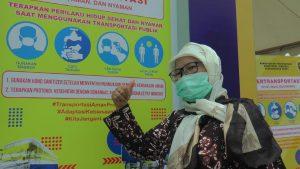 Muslihah, Kepala Bidang Pelayanan Kesehatan Dan Sumber Daya Kesehatan pada Dinas Kesehatan Kabupaten Rembang.