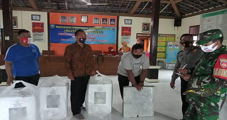 Pilkada Rembang : Pemilih Dengan Suhu Badan Melampaui 37,3 Derajat, Boleh Nyoblos Tidak ?