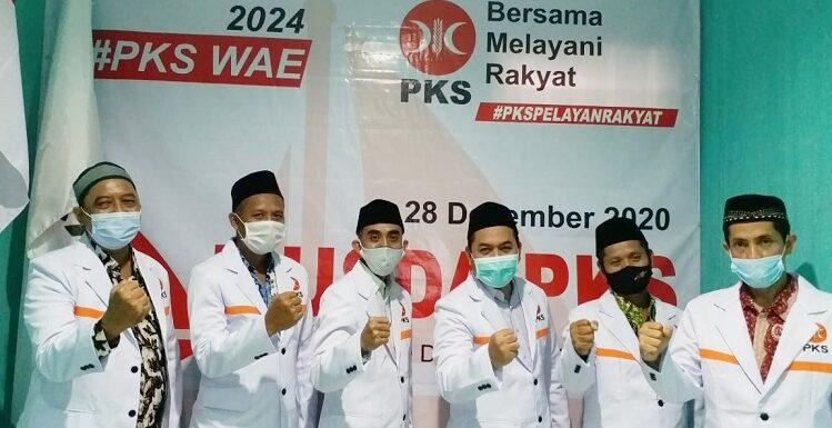 Ketua PKS Rembang Diisi Wajah Baru, Targetkan 1 Dapil 1 Anggota DPRD