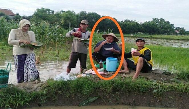 Supadi Sang Ketua DPRD Rembang, Tetap Setia Dengan Profesi Lamanya