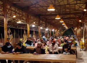 Pasar Brumbung II, sebagai bentuk pengembangan Pasar Brumbung I di Desa Banggi Kecamatan Kaliori.