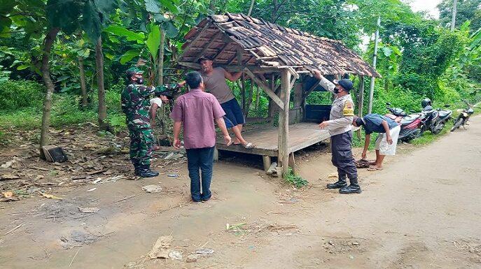 Portal Dan Pos Retribusi Masuk Waduk Panohan Dibongkar, Ini Alasan Pihak Desa
