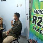 Wakil Ketua Komisi E DPRD Jawa Tengah, Abdul Aziz (kaca mata) berbincang dengan anggota DPRD Jawa Tengah lainnya.