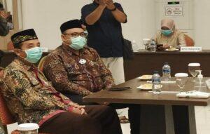 Bupati dan Wakil Bupati Rembang, Abdul Hafidz dan Mochamad Hanies Cholil Barro'.