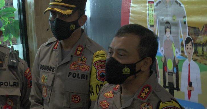 Kapolda Jateng Kunjungi Rembang, Sampaikan Dua Hal