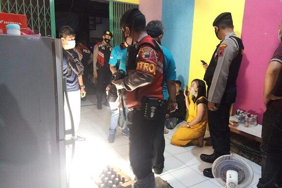 Kafe Dan Warung Dirazia Polisi, Temuan Ini Paling Mendominasi