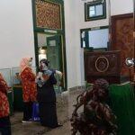 Suasana Museum Kartini Rembang, menjelang puncak peringatan Hari Kartini.