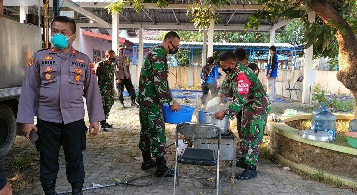 Panti Asuhan Dilock Down, Kebutuhan Pangan Dipasok Lewat Dapur Umum