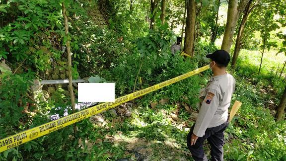 Penjelasan Polisi, Soal Pria Tewas Tergeletak Di Kebun Jati