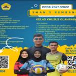 SMA N 3 Rembang membuka kelas olahraga.