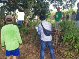 Seorang pria di Desa Kumendung, Rembang meninggal dunia akibat gantung diri, Rabu siang (09/06).