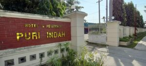 Hotel Puri Indah Rembang dijadikan sebagai tempat isolasi mandiri terpusat.