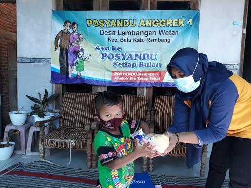 Anak Cebol Meningkat, Pemkab Rembang Keluarkan Sejumlah Jurus