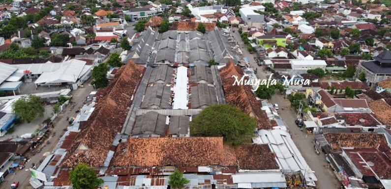 Pasar Rembang Tetap Akan Dipindah, Paguyuban Pedagang Menyarankan Lokasi Alternatif
