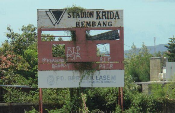 Efek Pandemi Dan Kondisi Stadion Krida Rembang Terkini
