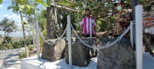 Salah satu situs bersejarah di Desa Ngargomulyo.