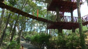 Salah satu potensi wisata di Desa Kadiwono, Kecamatan Bulu. (Foto atas) Pembukaan Program Pengabdian Kepada Masyarakat mahasiswa pasca sarjana Program Studi Ketahanan Nasional Universitas Gajah Mada (UGM) Yogyakarta.