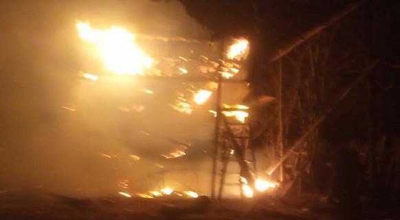 Kapal Terbakar Di Sarang, Polisi Beberkan Dugaan Penyebabnya