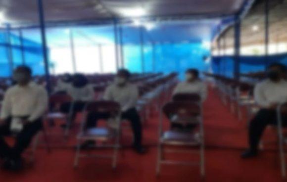 Seleksi CPNS Rembang, 12 Orang Terkonfirmasi Positif Covid-19. Bisa Ikut Tes Tidak??