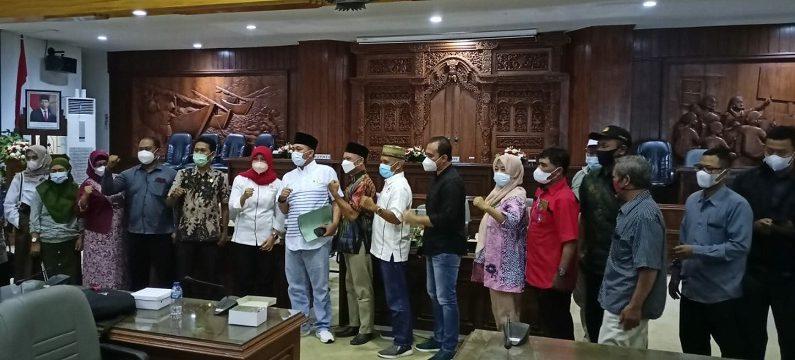"Datangi Gedung DPRD, Begini Curhatan Vivit Sang Ketua Umum KONI ""Miris…"""